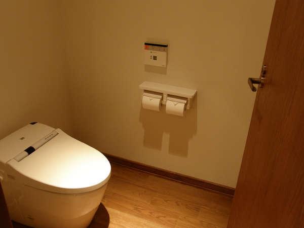 デラックス トイレ