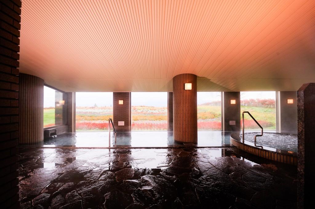 大浴場 ピリカの湯